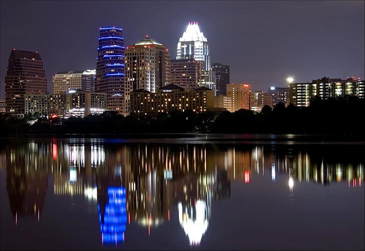 World Travel San Antonio Skyline Pictures